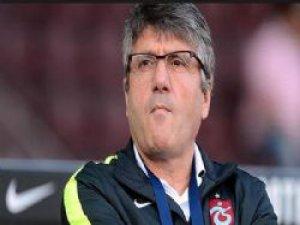 Trabzonspor teknik direktörü istifa etti!