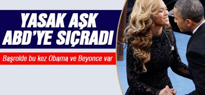 Başkan Barack Obama ile Şarkıcı Beyonce'nin yaşadığı aşk