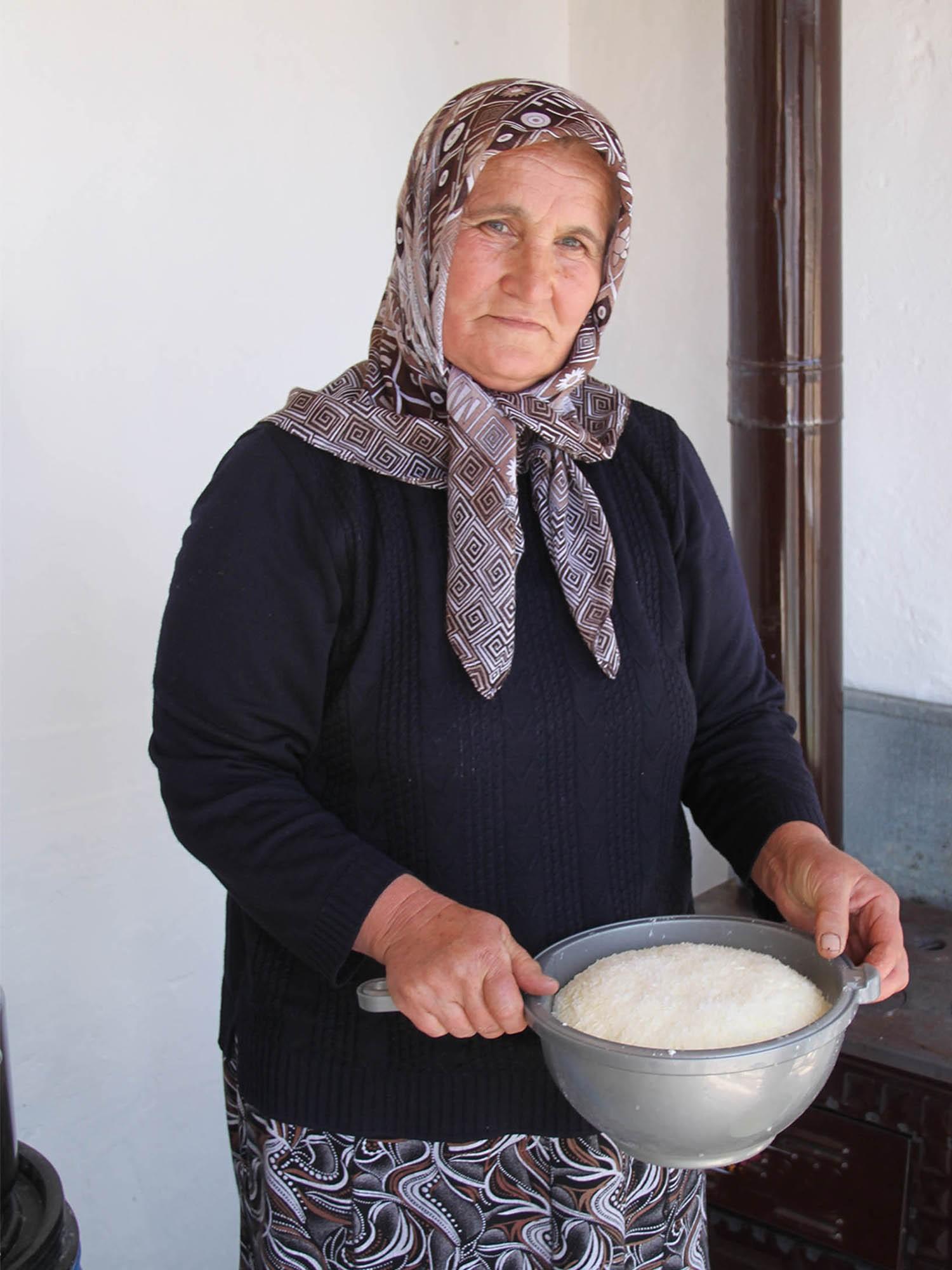 ÇERKEZ PEYNİRİ KAYSERİ'DEN TANITILACAK