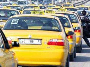 Sırdaş taksici şoförler