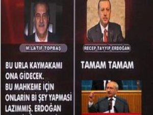 Kılıçdaroğlu canlı yayında Başbakan'ın kasetini yayınladı
