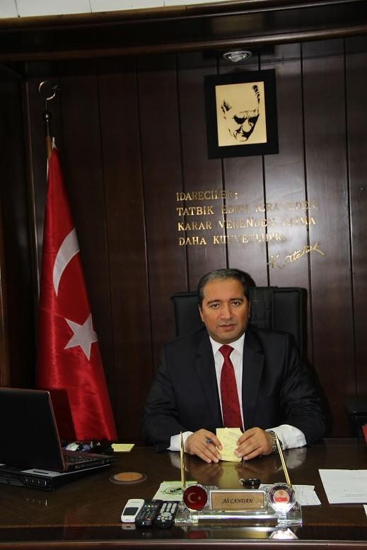 KOCASİNAN KAYMAKAMLIĞI'NDAN BURGER HASTASINA YARDIM ELİ
