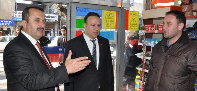 SP Büyükşehir Adayı Özçelik:Eski sanayi kaldırılırsa millet aç kalacak