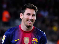 Messi attı Barcelona finale çıktı -VİDEO