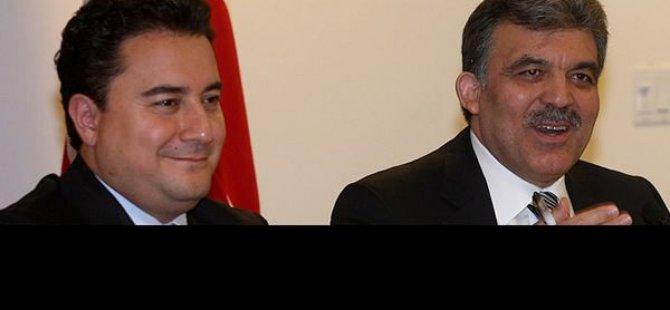 Abdullah Gül ve Ali Babacan parti mi kuruyor? Kulislerde şok iddia!..
