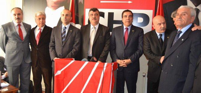 CHP Genel Başkan Yardımcısı Erdoğan Kayseri çok güzel bir şehir Kayseri Türkiye'nin takdir ettiği bir şehir