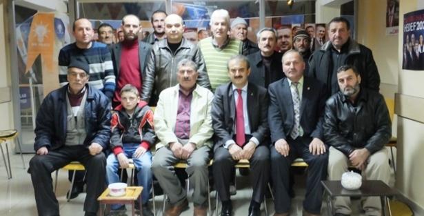 """""""BİRİNCİ ÖNCELİĞİMİZ TOPLU KONUT OLACAK"""""""