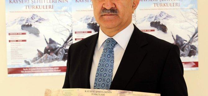 KAYSERİ ŞEHİTLERİNE DEV KONSER