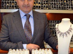 KAYSERİ'DE ALTINDA TAKSİT YASAĞI 14 ŞUBAT'I DA VURDU