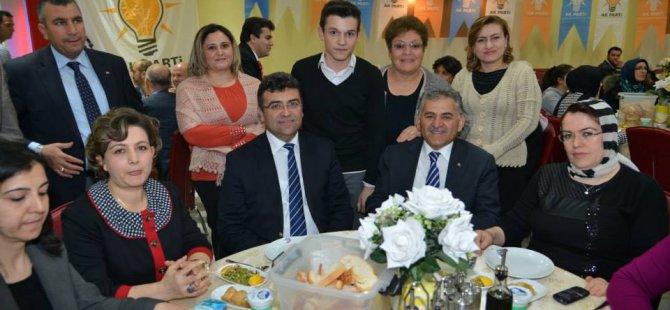 Büyükkılıç,30 Mart ve Cumhurbaşkanlığı seçimlerinin önemini anlattı