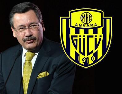 Gökçek:Ankaraspor ile Ankaragücü birleştiririz