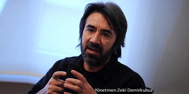 Zeki Demirkubuz: AKP, 'yolsuzluk yaptık' diyemediği için cemaati suçluyor