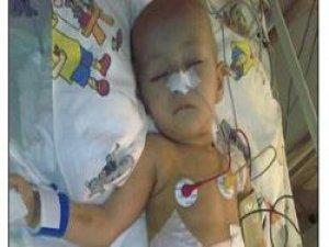36 Aylık kanser bebeğin ilaç parasını çaldılar