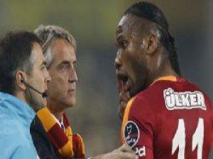 Galatasaray'da krizi