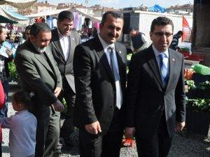 KAYSERİ SAADET PARTİSİ FEVZİ ÇAKMAK'TA