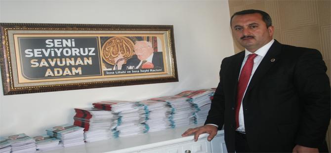 Saadet Partisi Kayseri Büyükşehir Belediye Başkan Adayı Haşim Özçelik'ten Kayserinews'e Çok Çarpıcı Açıklamalar