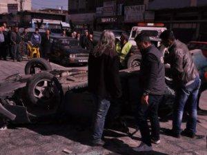 Kayseri'de Trafik kazası 1:ölü