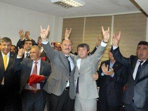 Bünyan Belediye Meclis Üyelerini halka tanıttı