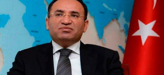 Bekir Bozdağ: Tutuklular Tahliye Olacak