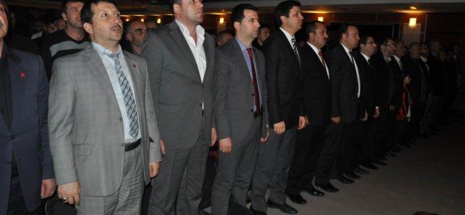 KAYSERİ SAADET PARTİSİ PROJE TANITIM TOPLANTISI