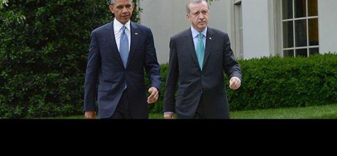 İsrail Lobisi Başbakan Erdoğan'ı Obama'ya Şikayet Etti