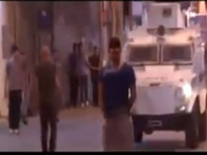 MALUM ŞAHIS TAKSİM'İ AHIR ZANNETTİ HERHALDE - VİDEO
