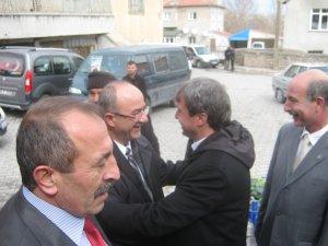 Başkan Mehmet Özmen,Salı pazarında