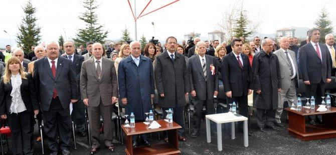KAYSERİ'DE HAYRIN KADAR KONUŞ