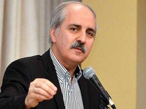 Ak Parti Genel Başkan Yardımcısı Numan Kurtulmuş