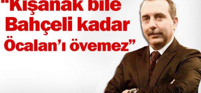 Serdar Arseven: Devlet Baçeli'ye de montaj yapılırsa...