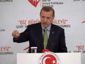 Başbakan Erdoğan AK Parti İstanbul İl Başkanlığı'nın iftarında konuştu