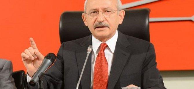 Kılıçdaroğlu 81 ilin tamamına gidemiyorum...