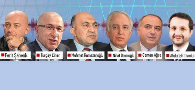 İşte yeni dinlenenler listesi! Erdoğan, Ciner, Şahenk...