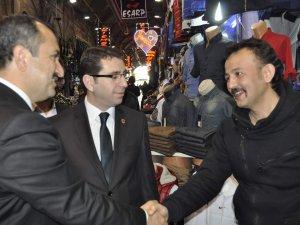 """SAADET KAZANINCA KİMSE KAYBETMEYECEK"""