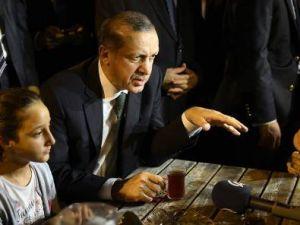 Başbakan Erdoğan'dan sürpriz ziyaret-video
