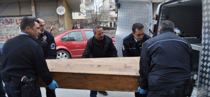 KAYSERİ'DE EŞİYLE BİRLİKTE BACANAĞINI BIÇAK VE KESERLE ÖLDÜRDÜ