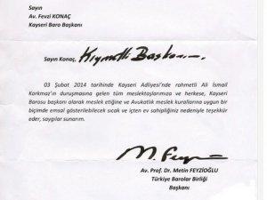Metin Feyzioğlu,Ali İsmail Korkmaz davası