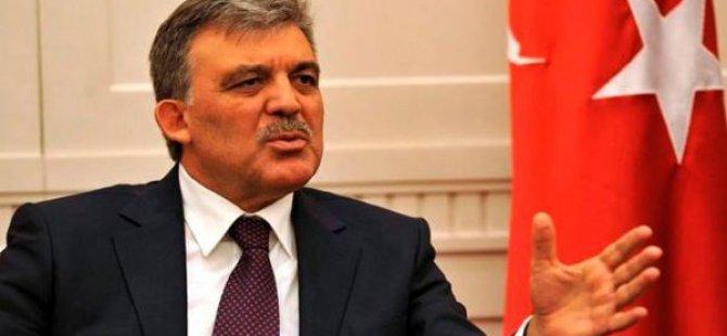 Gül'den Devlet Denetleme Kurulu'na telekulak talimatı