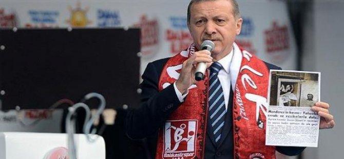 """""""Aradık, sorduk, diktatörü bulduk. Ey CHP diktatör senin içinde"""