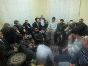 Saadet Partisi Hacılar Belediye Başkan Adayı Karpuzsekisi  Köyünde