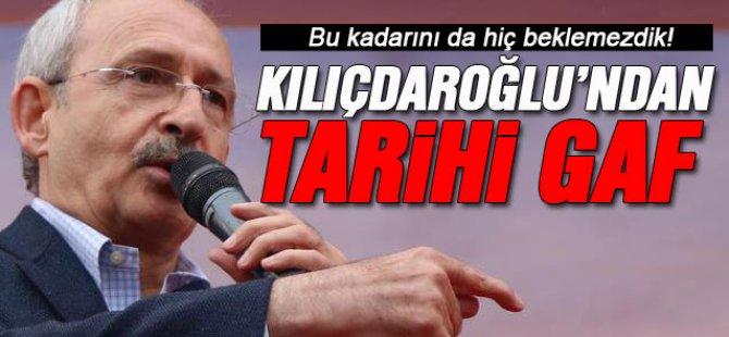 Kılıçdaroğlun'dan Anne Gafı