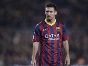 Manchester City'nin Barcelona'ya Lionel Messi için 200 milyon avro