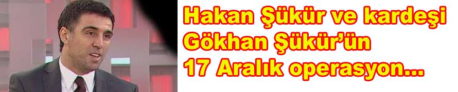 Hakan Şükür 17 Aralık