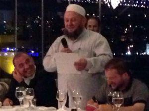 CHP iftarında Oflu hoca sürprizi