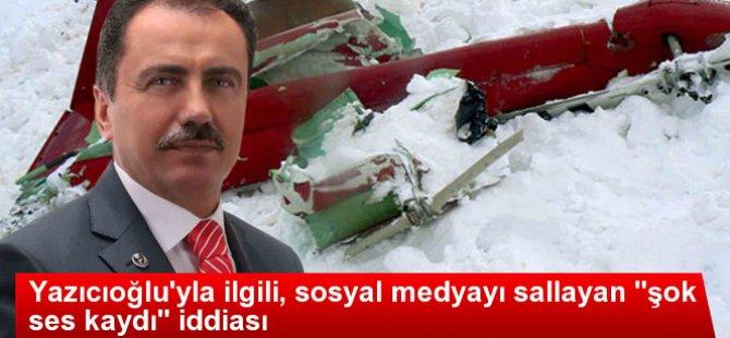 """Yazıcıoğlu'yla ilgili şok idda Dönemin Kayseri Valisi Mevlüt Bilici'nin """"Yazıcıoğlu yaralı kurtuldu"""""""