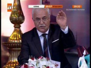 Nihat Hatipoğlu'nun Erdoğan'ın küfür çıkışına yorumu - VİDEO