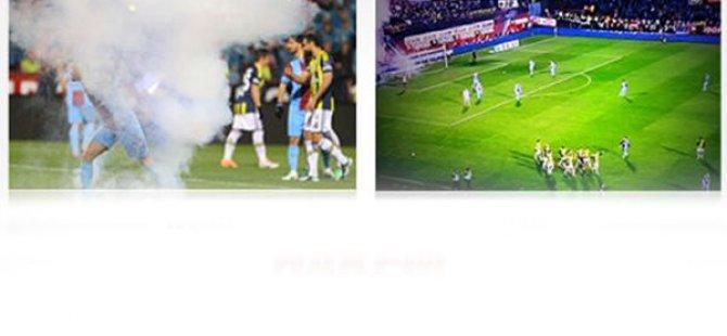 Trabzonspor Fenerbahçe Maçı Tatil Edildi!..