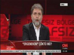 Ahmet Hakan: Tarafsız Değilim