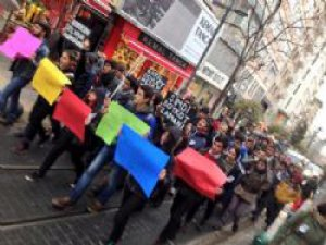Ankara Kızılay Karıştı!.. Berkin Elvan Protestosu
