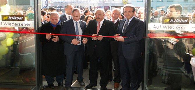 İstikbal, Almanya'da 5. Mağazasını Stuttgart'ta Açtı
